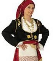 Traditional Greek Costume