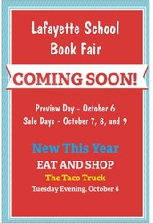 Lafayette Book Fair