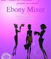 9/12 - Ebony Mixer
