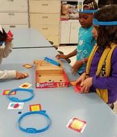 Armadillos Playing Games