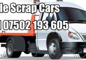 Courteous, Professional and LEGAL scrap vehicle disposal service