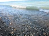 Waves of Ocean or Lake