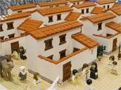 Origin of the Greek Folk House