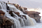 Shanxi Hokou Waterfall