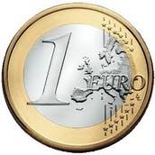 כסף בספרד- אירו