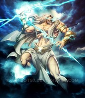 God of the Sky and Olympians