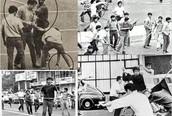 Mientras tanto en la sociedad el 10 de Junio de 1971