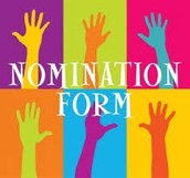 It's NOMINATIONS season!