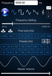 Using an iPad to Generate Waveforms
