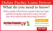 Know About Payday Loans Before Applying!!
