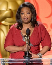 What has Oprah accomplished?