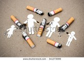 Smoking doesn't just effect you.