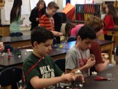 Students explore force and motion with Mini-Launchers