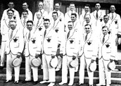 1928 Olympic Lacrosse Team