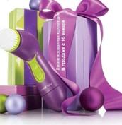 Любимая всеми Щетка для глубокого очищения лица Skinvigorate теперь в красивом цвете! Лимитированная коллекция! В продаже с 18 января
