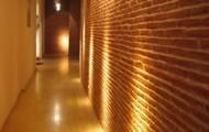 The hallway!