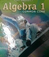 Algebra Textbook
