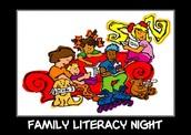 Family Literacy Night 2 / 12 / 15