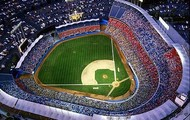 Dodgers baseball field