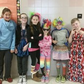 Dr. Seuss Week a Great Success!
