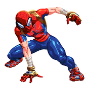 Spiderman Mangaverse