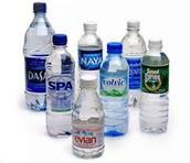 Brands of Water