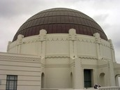 Griffith Observatory Sneak: Dome