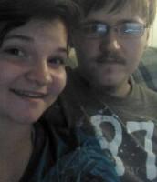 My husband and I!