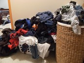 Another Pile of Laundry