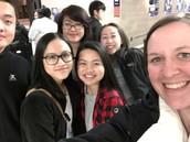 UW-Stout's Multicultural Student Visit