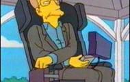 Stephen Hawking The Simpsons