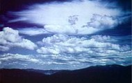 Stratus cloud (blue)