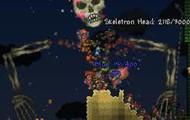 Terraria Skeletron (Boss)