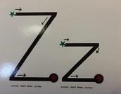 Letter Z Activities...
