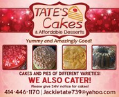 Tates Cakes located in Milwaukee, WI