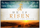 Easter Musical this Sunday!