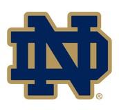 Notre Dame Fight Irish!
