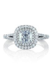 Shop Shiny Bridal Engagement Rings