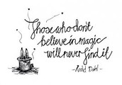 Quote from Roald Dahl