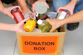 IMPORTANT FOOD DRIVE INFORMATION