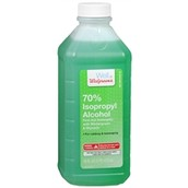 Green Rubbing Alcohol