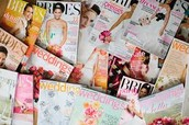100's of Magazines to choose from