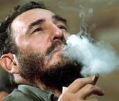 Fidel Castro was born.