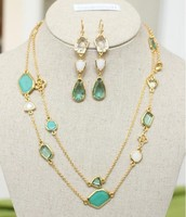 Pippa Necklace and Matching Earrings (sold separately or as a set)