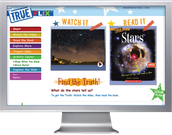 Scholastic TrueFlix science and social studies ebooks, videos, & more!