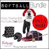 Softball Bundle