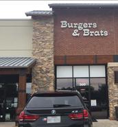 Boomin' Burgers!