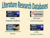 Literature Research Databases