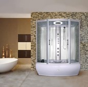 Steam Showers, Now Come in Best Designs