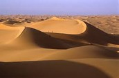 Seeing The Sahara Desert